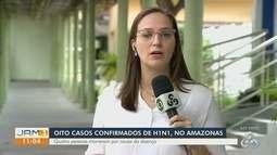 FVS confirma quatro mortes em uma semana por vírus H1N1 no Amazonas