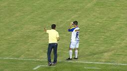 Confiança e Frei Paulistano ficam no empate por 2 a 2 na Arena Batistão