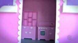 Arte criativa casinhas de boneca - Bloco 01
