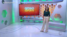 Globo Esporte RS - Bloco 1 - 20/03/2019