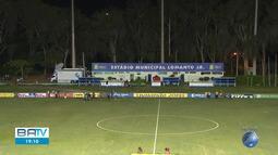 Futebol: Vitória apresenta novo técnico e o Vitória da Conquista enfrenta o Bahia de Feira