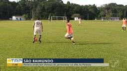 Veja como o São Raimundo se prepara para a nona rodada do Campeonato Paraense
