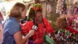 Mercado inspirou um dos mais tradicionais espetáculos de Belém, o Verde Ver o Peso