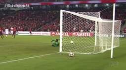 Vitória sobre o Tolima deixa Athletico muito próximo das oitavas-de-final da Libertadores