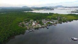 Conheça o local que mantém a cultura caiçara, em Santos, SP