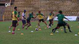 Altos inicia treinos para a Série D do Brasileiro