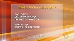 Confira o que abre e fecha neste feriado de Páscoa em Rio Preto