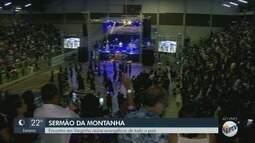 Sermão das Montanhas reúne evangélicos de todo o Brasil em Varginha (MG)