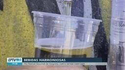 No 2º dia de Festival Gastronômico, cervejas e até café são os destaques em Varginha