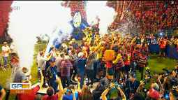 Sport vence o Náutico e é campeão do Pernambucano