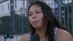 Mulher leva criança recém-nascida de hospital em Recife