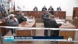 Primeira reunião ordinária do mês de abril é realizada na Câmara Municipal de Ipatinga