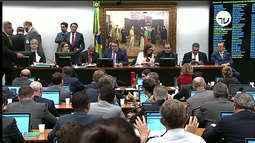 Oposição tenta adiar votação do parecer da reforma da Previdência na CCJ