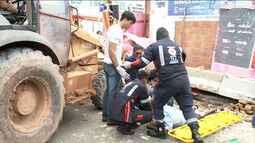 Prédio em demolição cai e mata idoso de 64 anos no Maranhão