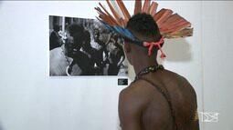 Exposição fotográfica sobre a vida cotidiana de indígenas é realizada em São Luís