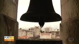Basílica do Carmo faz campanha para instalar cinco sinos
