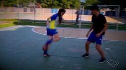 Capixaba com deficiência auditiva vai jogar na Seleção Brasileira