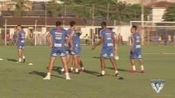 Com semana live, Santos retorna aos treinamentos visando confronto diante do Internacional