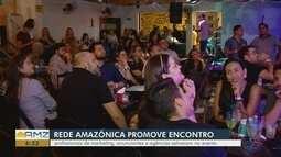Grupo Rede Amazônica promove encontro com parceiros do mercado publicitário