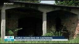 Policia de Castanhal investiga execução de dois homens
