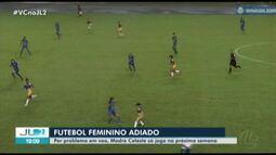 Pane impede equipe de futebol do Pará de participar de competição em São Paulo