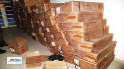 Polícia Civil apreendeu cerca de 2,5 toneladas de explosivos em situação irregular em PVH