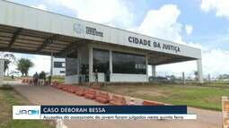 Justiça julga de acusados de filmar decapitação de mulher há mais de 1 ano no Acre