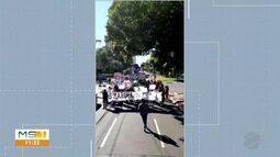 Marcha pela vida e contra o aborto