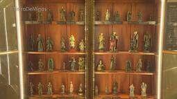 Museu Mineiro apresenta exposição de esculturas feitas por artistas populares