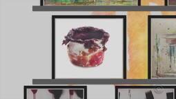 Confira obras da exposição de Frantz, no Museu de Arte do Rio Grande do Sul