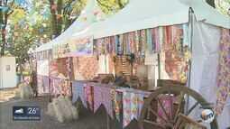 Arraial realizado na Praça em Araras tem comidas típicas e show com Sérgio Reis