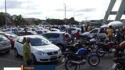 Feira de veículos seminovos atrai cada vez mais clientes