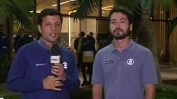 André Hernan e Bruno Cassucci trazem as informações da Argentina em Belo Horizonte