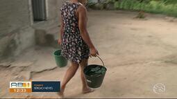 Projeto leva água para as torneiras de comunidades carentes em Buíque
