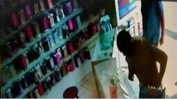 Celulares estão entre os mais visados por criminosos que cometem furtos em Araxá, diz PM
