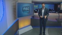 Confira os destaques do NSC Notícias desta terça-feira (18)