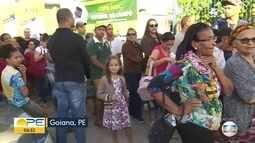 Projeto Colmeia oferece serviços gratuitos de saúde, cidadania e beleza em Goiana