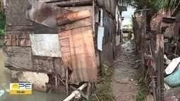 Campanha arrecada donativos para quem teve residências danificadas pelas chuvas no Recife