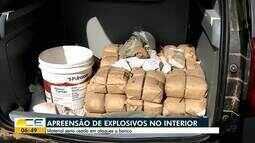 Mateus Ferreira traz as informações do plantão policial no Norte do Ceará