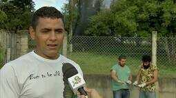 Pesquisadores estudam as aves do Ceará