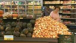 'Compra do Mês': principais alimentos da cesta básica aumentaram no primeiro semestre