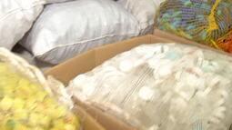Projeto Tampinha Solidária recolhe quase uma tonelada de plástico em Mogi