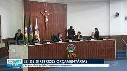 Câmara Municipal de Fortaleza aprova projeto da Lei de Diretrizes Orçamentárias