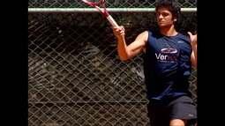 Vítima de câncer, tenista brasiliense Pedro Dumont faleceu na última sexta-feira