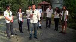 Alunos do colégio Pedro II fazem vaquinha virtual para irem para olimpíada internacional