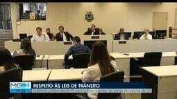 Audiência em GV debate projeto de lei para regularizar trabalho de agentes de trânsito