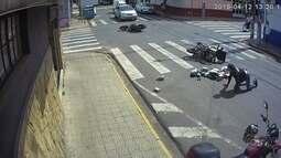 Moradores se preocupam com acidentes causados em área central de Boituva