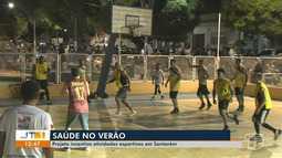 Começa a terceira etapa do projeto 'Verão Cidadania' em Santarém
