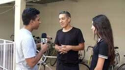 'Plugue' encontra apaixonados por bicicletas – Parte 2