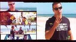 Tep Rodrigues acompanha a Kite Trip LPD de Cumbuco até Camocim (bloco 1)